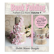 Debbi Moore Designs Book Folding Pattern Volume 9 CD Rom (325559)