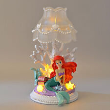 Disney Store Japan 25th Anniversary Ariel With Coral LED Light Room Decoration