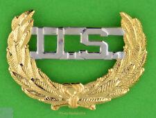 Civil War replica U.S. Army Union Cap Hat badge