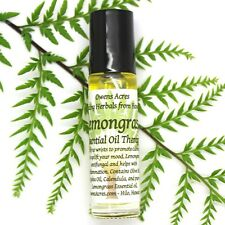 Roll On Oil, Lemongrass Essential Oil Therapy Blend, Calming