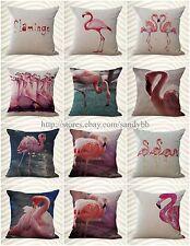 wholesale 10 wholesale pillows decorative cushion covers animal bird flamingo