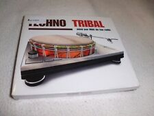 TECHNO TRIBAL - Mixee par Max CD - OVP