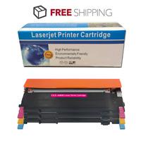 3 x Color Toner Cartridge for Samsung CLT-C406S CLT-M406S CLT-Y406S C410W C460FW