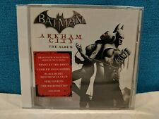 Batman: Arkham City - The Album [Game Soundtrack] (CD, 2011) Factory Sealed
