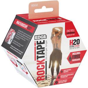 """RockTape 2"""" H2O Edge Uncut Kinesiology Tape"""