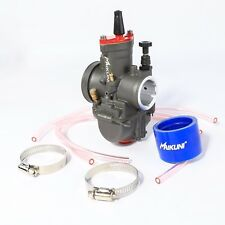 PWK 30mm Flat Slide Carburetor Kit KTM 65SX 85 SUZUKI RM65 RM80 RM85