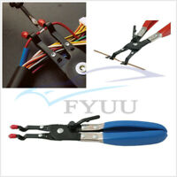 1X Universal Car Vehicle Soldering Aid Plier Hold 2 Wires Whilst Innovative Tool