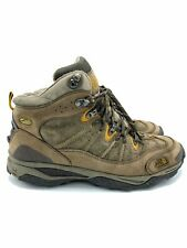 THE NORTH FACE MENS WATERPROOF HIKING BOOTS Primaloft Brown Size 9.5