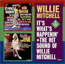 WILLIE MITCHELL - It's What's Happenin' / The Hit Sound of - SEALED NEW  CD