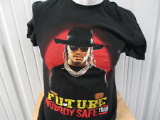 Vintage Future Nobody Safe Tour 2017 W/ Dates Small T-Shirt Migos Tory Lanez