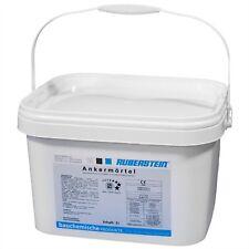 Orig. Ruberstein® Ankermörtel S 2K, 2 Eimer á 6 kg, reicht für 10 m Spiralanker