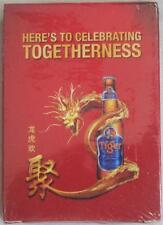 Tiger Beer Chinese Dragon Year Playing Cards