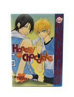 Honey Chocolate Nanao Okuda June Yaoi Manga Drama Romance Anime RARE