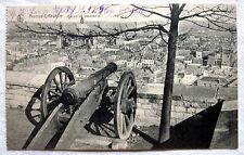 POSTKARTE - Namur-Citadelle (1914)