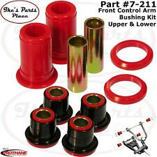 Prothane 7-211 Upper & Lower Frt Control Arm Bushing Kit for 65-70 Impala/Belair