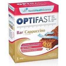 Optifast VLCD Cappuccino Bar 60g x 6 Low Calorie Diet