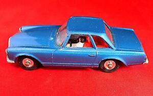 Vintage Diecast Tri-ang Spot-On 278 Mercedes Benz 230SL, 1965