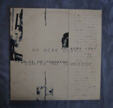 Split LP - An Acre Lost / Promise No Tomorrow - 1997 Ohev Records OHEV 01 US
