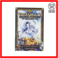 The Frostmarch Expansion for Talisman The Magical Quest Revised 4th Edition