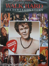 Walk Hard - The Dewey Cox Story (DVD, 2008) NEW SEALED (Nordic Packaging) Reg 2