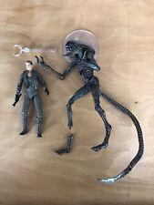 Neca Alien 3 Ripley And Dog Alien Lot
