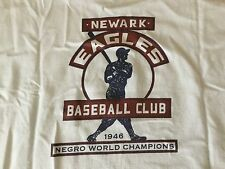 VINTAGE STYLE Newark Eagles Baseball T Shirt by Ebbets'S Campi Flannels. medio.