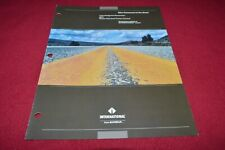 International Navistar Truck Power Demand Cruise Contr Dealer's Brochure YABE18
