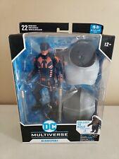 McFarlane DC Multiverse Suicide Squad Bloodsport (BAF King Shark) *DAMAGED BOX*