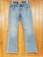 Signature Levi Strauss & Co Women's Stretch Low Rise Flare Jeans Size 9 Medium