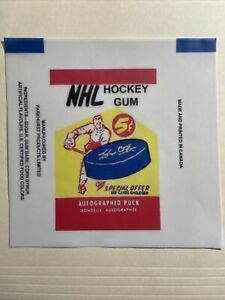 Lot of 10 Hockey Wrappers