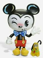 World of Miss Mindy Disney Showcase Collection MICKEY MOUSE PLUTO Vinyl Figure
