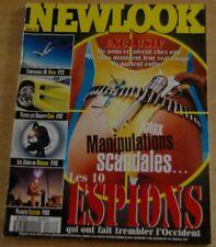 NEWLOOK - N° 133 - 09/1994 Les espions, François Besse, SM, Selen, Elsa