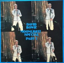 David Bowie Moonlight Special Part 1 & 2 ~ Rare 1983 2Lp ~ Excellent Condition!
