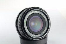 Lenmar 28mm f/2.8 MC Pentax-K Manual Focus Lens -Good