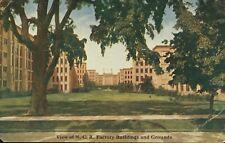 Dayton OH Ohio NCR Factory Building & Grounds National Cash Register Postcard E5