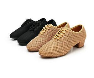 Line Dancing Ballroom Latin Jazz Breathable Flexible Women's shoes - UK Shipping