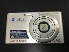 Sony Cybershot DSC-W530 14.1MP Digital camera, 4x zoom