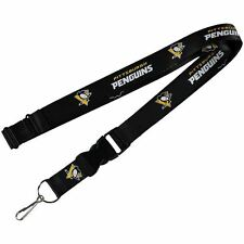 Aminco NHL Pittsburgh Penguins Breakaway Lanyard