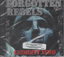 Forgotten Rebels Criminal Zero CD NEU The Hammer Buried Alive Asshole Gangland