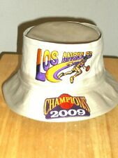 NBA Basketball, Los Angeles Lakers, Hat, Collectable, 2009 Champions Fan Apparel