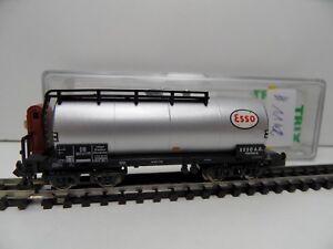 "Trix 15504-07 - Spur N - DB - 4-achs. Kesselwagen "" ESSO "" - TOP in OVP - #1142"