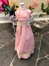 Vintage 60's Found  with , Barbie, Julia, Francie Clothes Halter Gown