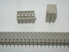Bornier de 24 contacts à ressort WAGO pour circuit imprimé