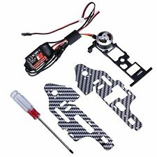 MJX f45 Upgraded Brushless Motor System with Hobbywing ESC Copper Gear