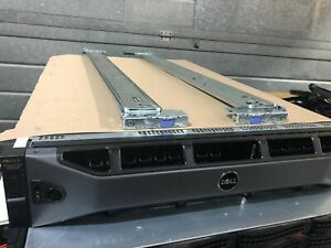 Dell PowerEdge R730XD 24 SFF 2 x E5-2620 V3  64GB H730p 2GB Rails  4x NVme
