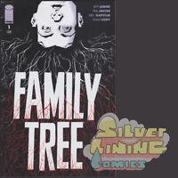 FAMILY TREE #1 IMAGE COMICS 2019 Lemire Hester