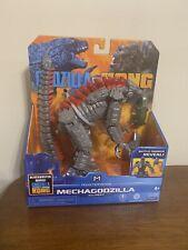 Monsterverse Godzilla vs Kong MECHAGODZILLA WITH HEAV 6? INCH PLAYMATES IN HANDS