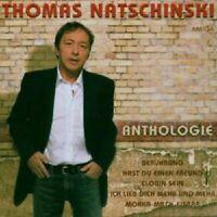 """THOMAS NATSCHINSKI """"DIE GRÖßTEN ERFOLGE """" CD NEW"""