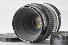 Nikon Micro NIKKOR 55mm f/2.8 Ai-S Lens 【Good】x0121