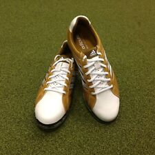 NEW Adidas Adipure Tour Leather Golf Shoes - UK Size 8.5 - US 9 - EU 42 2/3